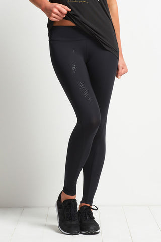 2XU Mid-Rise Compression Tights image 1 - The Sports Edit