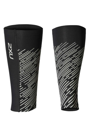 2XU Reflect Lightbeams Compression Calf Guards image 1 - The Sports Edit