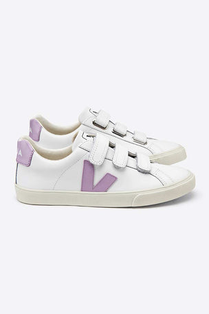 VEJA Esplar 3-lock - White Lilac image 2 - The Sports Edit