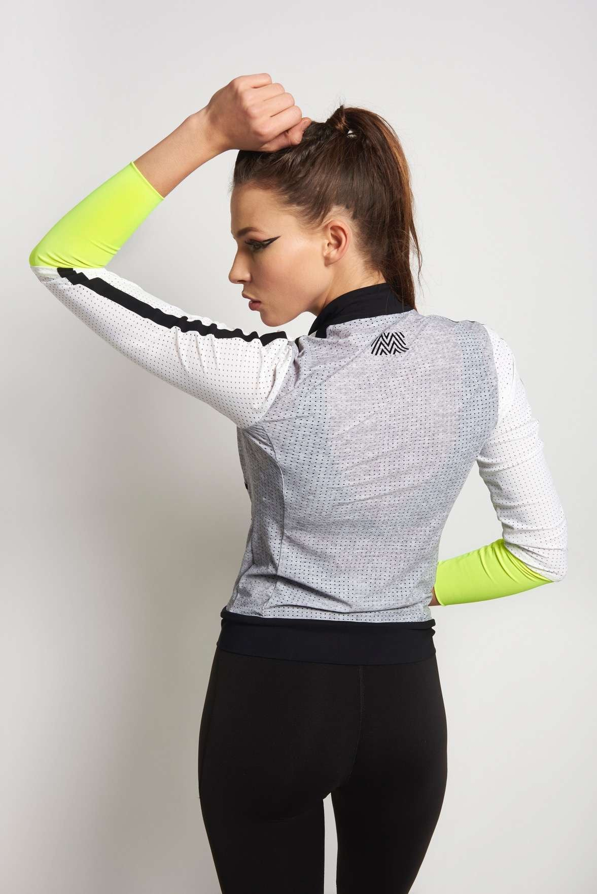 MONREAL Featherweight Jacket - Heather Grey image 2 - The Sports Edit