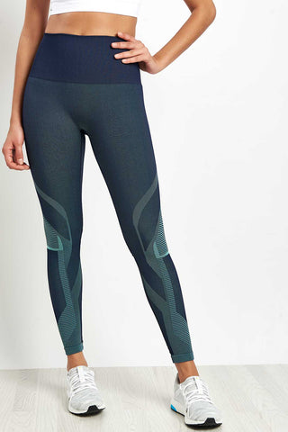 LNDR Spectrum Cropped Leggings image 1 - The Sports Edit