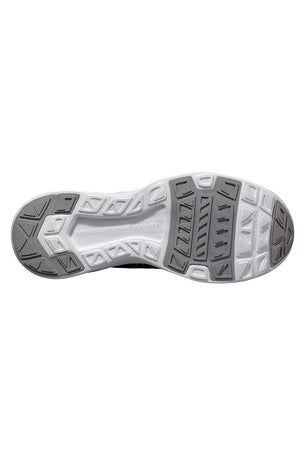 APL TechLoom Breeze - Heather Grey/Pristine/White image 6 - The Sports Edit