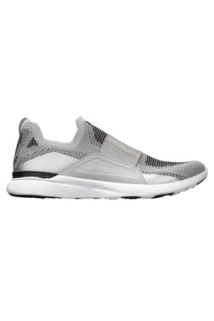 APL TechLoom Bliss - Metallic Silver/White/Black image 1 - The Sports Edit
