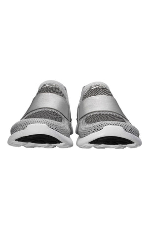 APL TechLoom Bliss - Metallic Silver/White/Black image 4 - The Sports Edit