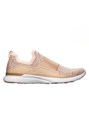 APL TechLoom Bliss - Rose Gold/White image 1 - The Sports Edit