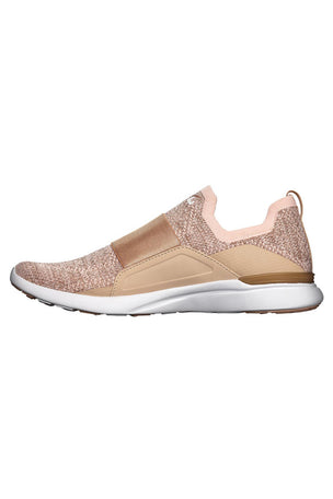 APL TechLoom Bliss - Rose Gold/White image 2 - The Sports Edit