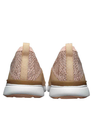 APL TechLoom Bliss - Rose Gold/White image 5 - The Sports Edit