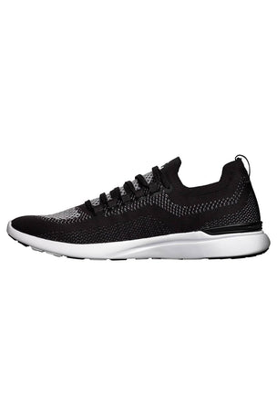 APL TechLoom Breeze - Black/Metallic Silver/White image 2 - The Sports Edit