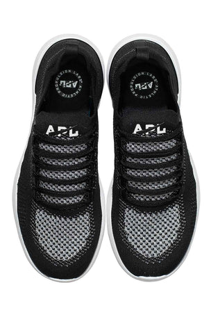 APL TechLoom Breeze - Black/Metallic Silver/White image 3 - The Sports Edit