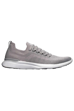 APL TechLoom Breeze - Cement/Metallic Silver/White image 1 - The Sports Edit