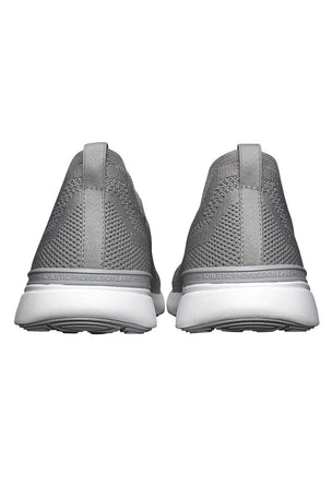 APL TechLoom Breeze - Cement/Metallic Silver/White image 3 - The Sports Edit