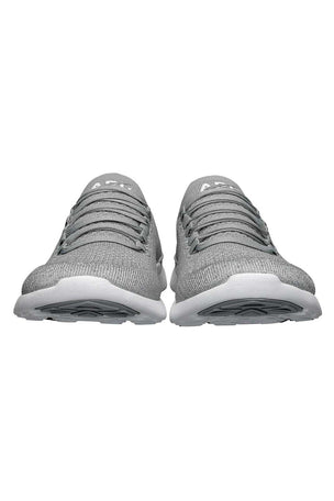 APL TechLoom Breeze - Cement/Metallic Silver/White image 4 - The Sports Edit
