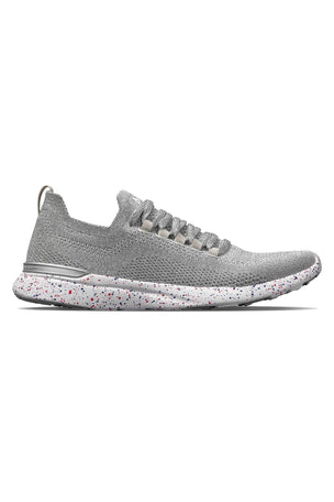APL TechLoom Breeze - Metallic Silver/Ruby/Blue Haze image 1 - The Sports Edit