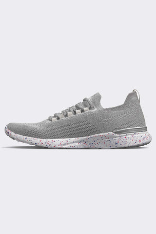 APL TechLoom Breeze - Metallic Silver/Ruby/Blue Haze image 2 - The Sports Edit