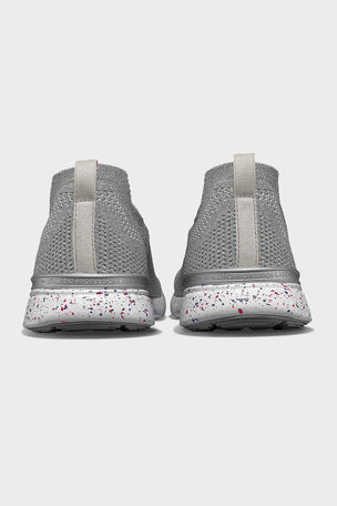 APL TechLoom Breeze - Metallic Silver/Ruby/Blue Haze image 3 - The Sports Edit