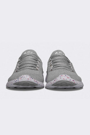 APL TechLoom Breeze - Metallic Silver/Ruby/Blue Haze image 4 - The Sports Edit