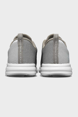 APL TechLoom Pro - White/Metallic Silver image 3 - The Sports Edit
