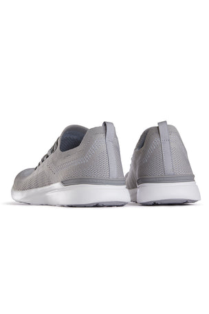 APL TechLoom Breeze - Cement/Steel Grey/White image 3 - The Sports Edit