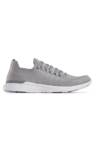 APL TechLoom Breeze - Cement/Steel Grey/White image 1 - The Sports Edit