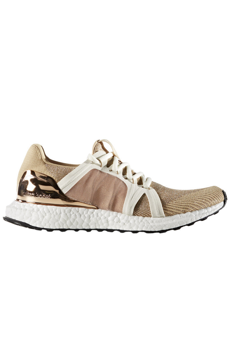 adidas X Stella McCartney Ultra Boost Copper Met/White image 1 - The Sports Edit