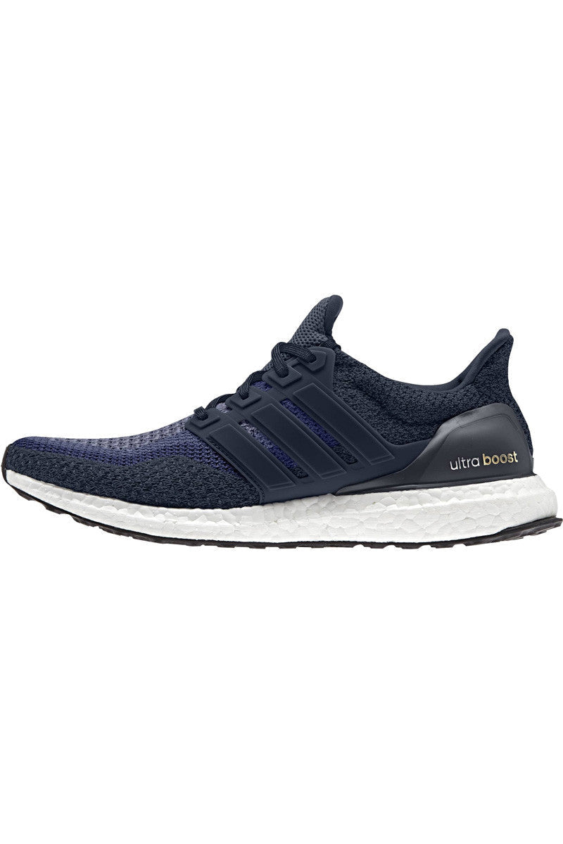 ADIDAS Ultra Boost Navy - Men's image 2 - The Sports Edit