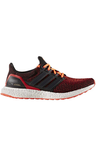 ADIDAS Ultra Boost Core Black/ Red - Men's image 2