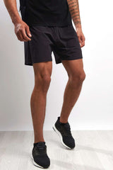 Ashmei 2 in 1 Shorts - Black image 1 - The Sports Edit