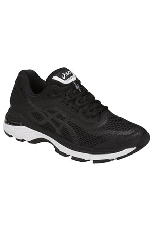 ASICS GT 2000 6 - Black - Women's image 3 - The Sports Edit