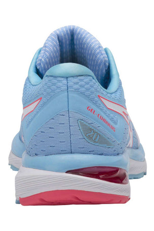 ASICS Gel-Cumulus 20 - Skylight/White image 4 - The Sports Edit