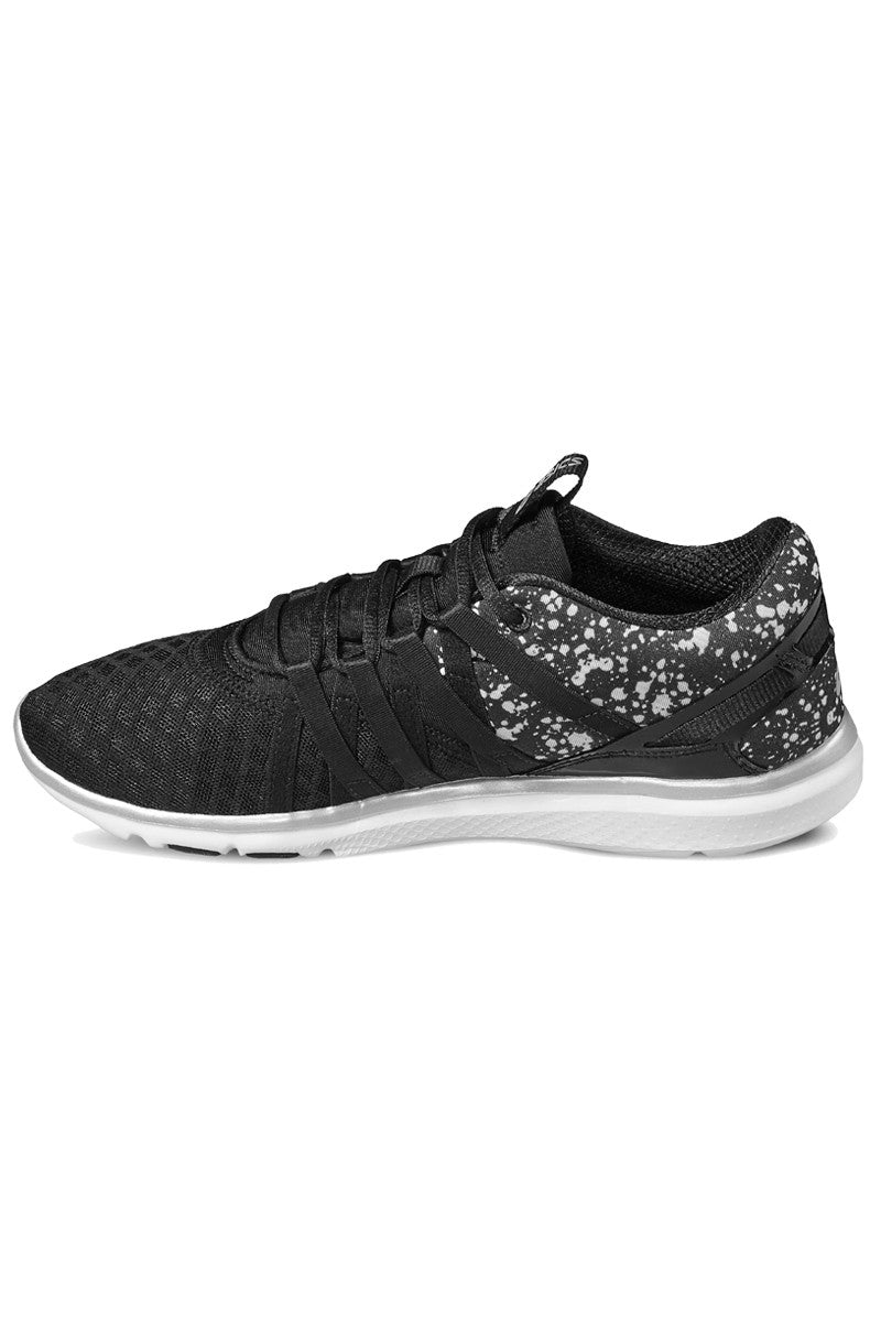 ASICS Gel-Fit Yui Blk/Silver image 2 - The Sports Edit
