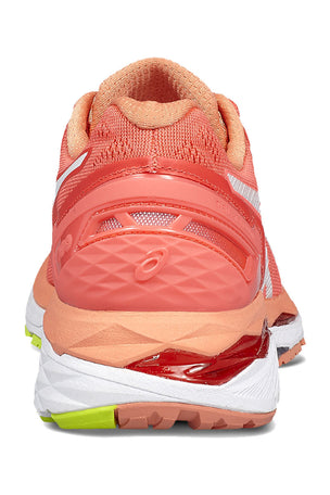 ASICS Gel Kayano 23 Diva Pink/Coral image 4 - The Sports Edit