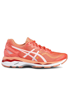 1f960066993 ASICS Gel Kayano 23 Diva Pink Coral image 1 - The Sports Edit
