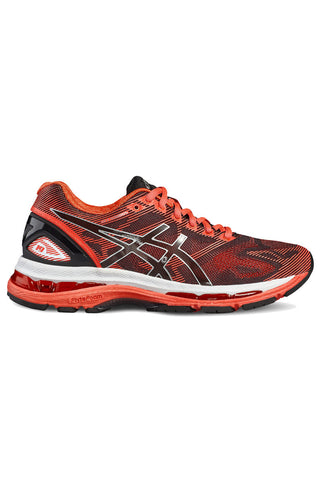 ASICS Gel Nimbus 19 Black/Diva Pink image 1 - The Sports Edit