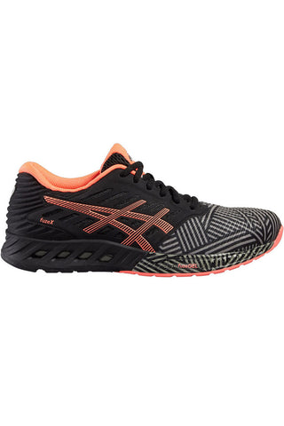 ASICS FuzeX Aluminum Coral Black W image 1 - The Sports Edit
