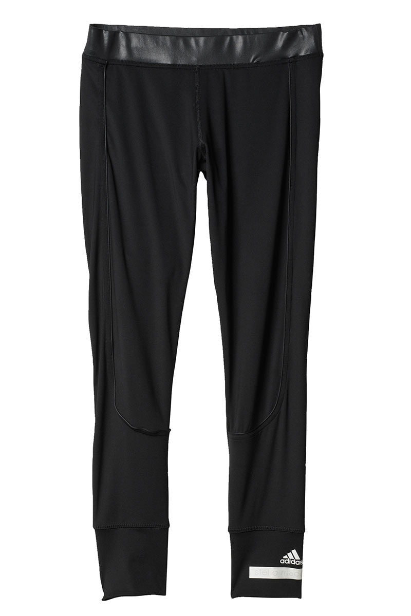 adidas X Stella McCartney The 7/8 Tight Black image 5 - The Sports Edit