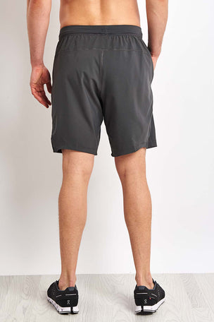 ADIDAS 4KRFT Woven 10-inch Embossed Graphic Shorts image 2 - The Sports Edit