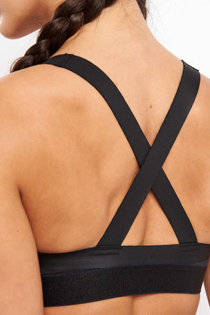 ADIDAS All Me Warrior Bra - Black image 3 - The Sports Edit