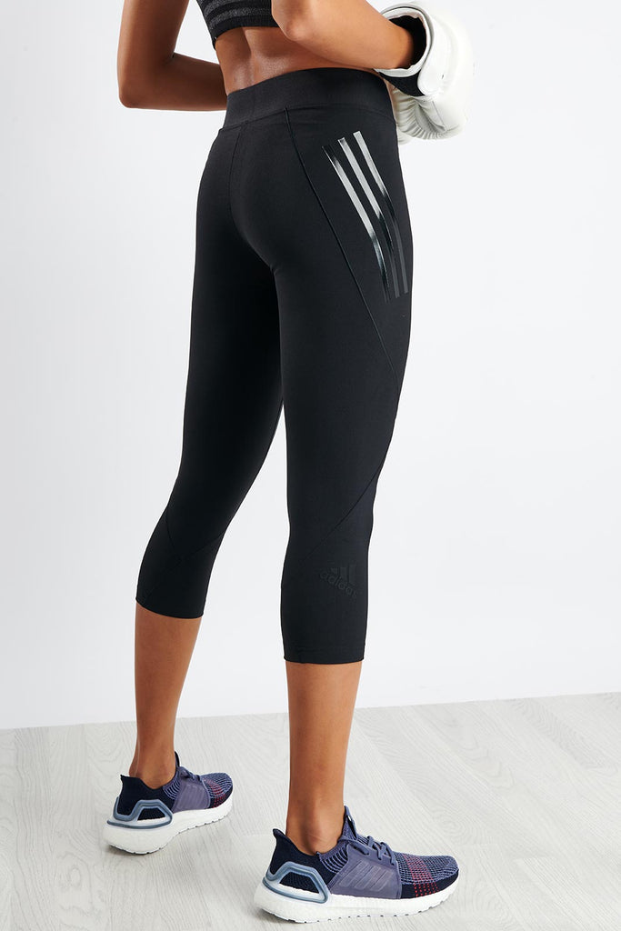 adidas Alphaskin Sport 34 Tights Black | adidas Finland