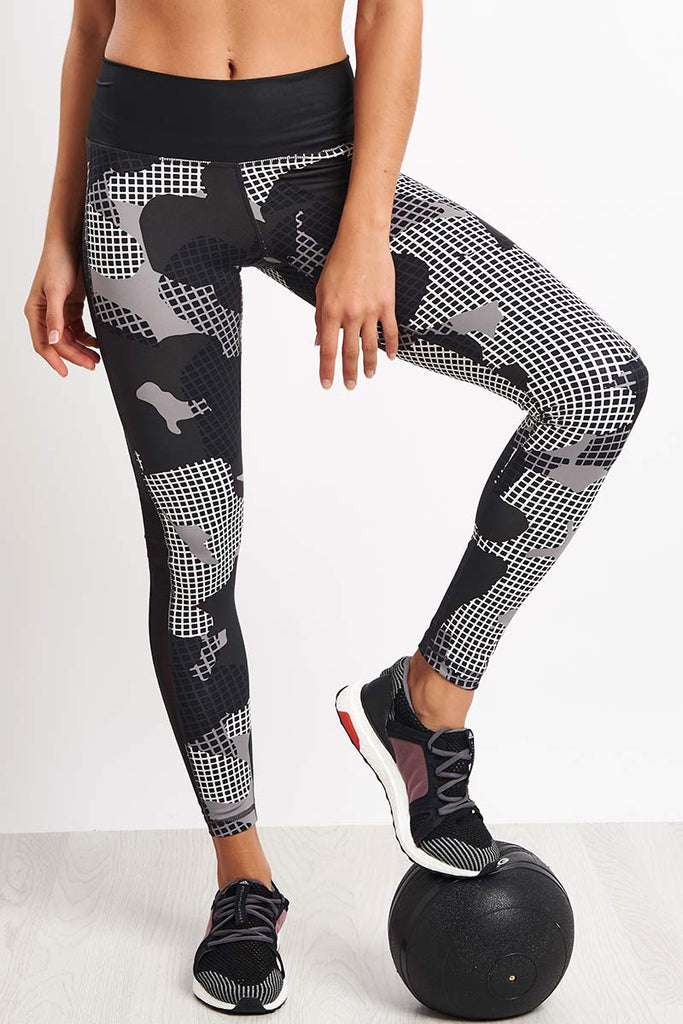 fde8af86ae386d ADIDAS Believe This High Rise Tights - Black image 1 - The Sports Edit