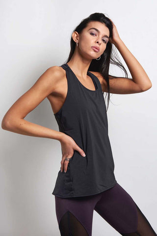 ADIDAS Climachill Tank Black image 1 - The Sports Edit