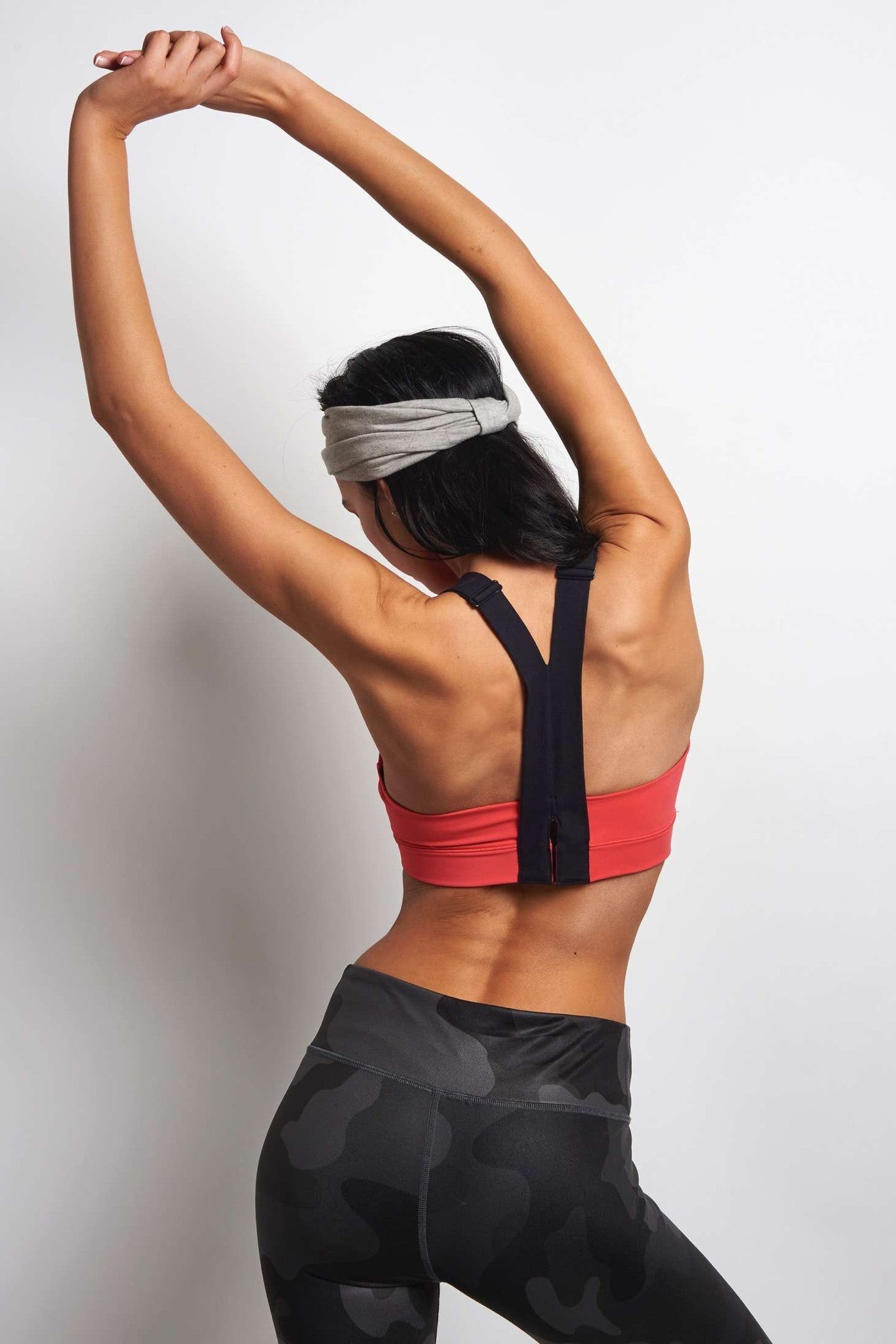 ADIDAS CMMTTD Chill Bra - CorePink image 3 - The Sports Edit