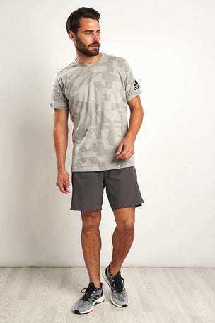 ADIDAS Freelift Elevated Tee image 4 - The Sports Edit