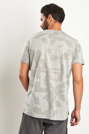 ADIDAS Freelift Elevated Tee image 2 - The Sports Edit