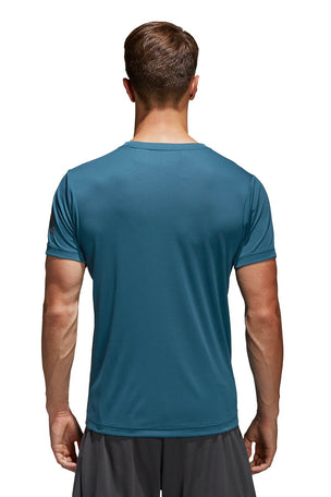 ADIDAS Free Lift Chill Tee - Teal image 2 - The Sports Edit