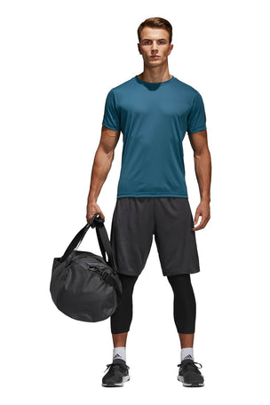 ADIDAS Free Lift Chill Tee - Teal image 3 - The Sports Edit