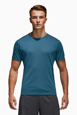 ADIDAS Free Lift Chill Tee - Teal image 1 - The Sports Edit