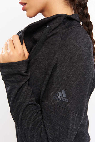 ADIDAS Heartracer Jacket Here To Create  - Grey Five image 3 - The Sports Edit