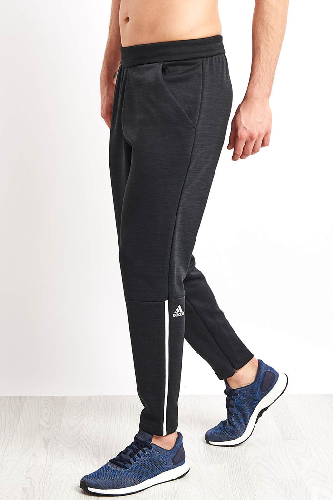 adidas | Z.N.E. Tapered Pants HtrBlack | The Sports Edit