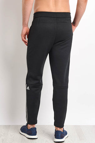ADIDAS Z.N.E. Tapered Pants - Htr/Black image 2 - The Sports Edit