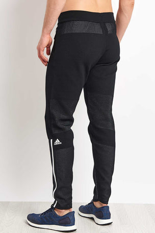 ADIDAS Z.N.E. Primeknit Pants - Black image 2 - The Sports Edit